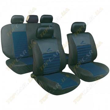 Авточехлы Milex - Tango AG-24016/23 (комплект) синий