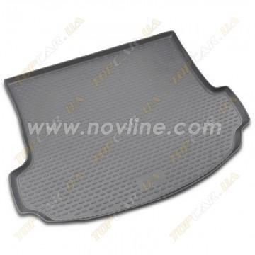Коврик в багажник полиуретановый Novline - Land Rover Discovery 3, 4