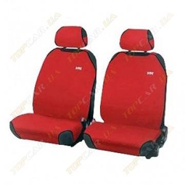 Майки Hadar Rosen PERFECT (передние сиденья+подголовники) красный