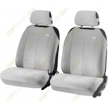 Майки Hadar Rosen SUPER MALIBU (передние сиденья+подголовники) светло-серый